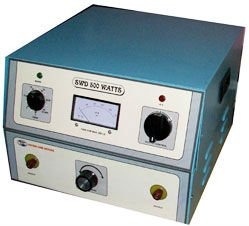 SHORT WAVE DIATHERMY 500 WT