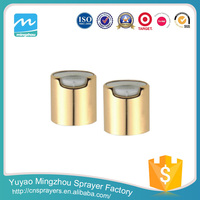Exporter Fashion The Best Standard Cheap Aluminium Finished 28/410 Plastic Lotion Bottle Cover Cap