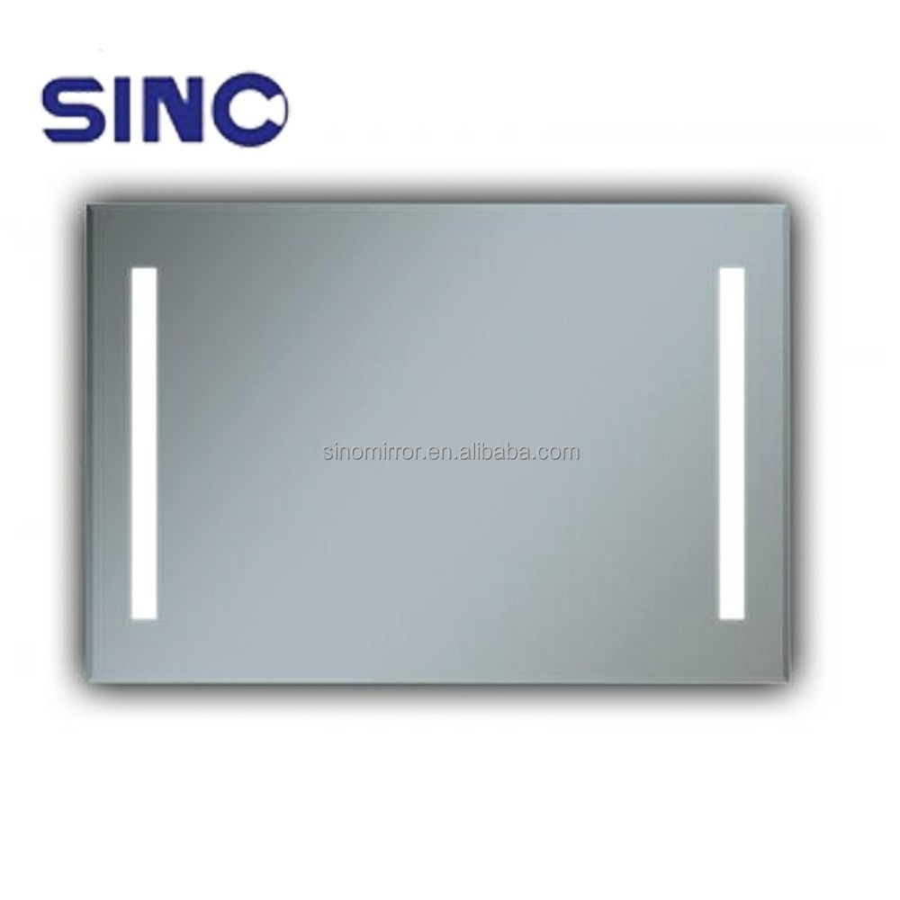 Lighted bathroom decorative led mirror hotel mirror buy for Where can i buy bathroom mirrors