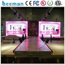p5 led module control card p6 led display screen indoor information release