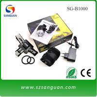 SG-B1000 buy direct from china cree rechargeable sports bike lights headlight