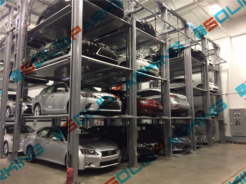 Two Years Total Coverage Warranty And Fifteen Years Structural Warranty Service Portable Car Parking System