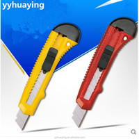 High Quality 18mm Cutter Knife Top