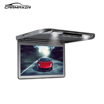 11.6inch super slim digital high screen 1080p car roof mount lcd monitor with tv