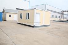 good insulated demountable estate strong build real estate 20ft container houses