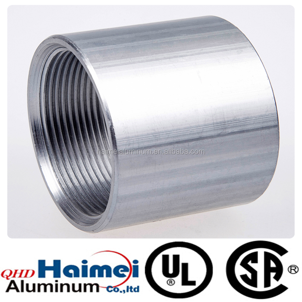 1-1/2In. UL Approved Rigid Aluminum Couplings