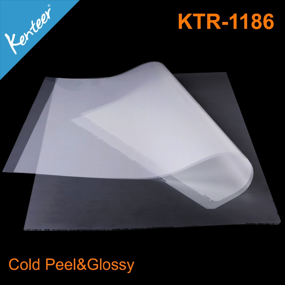 Kenteer good quality and best price Silicone coated polyester film