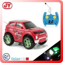 2CH Radio control famous car toy with 3D flashing light and music