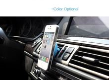 Promotion Gift Universal Mini Magnetic Silicone Car Air Vent Mount Cell/Mobile Phone Holder