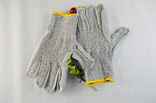 High Quality Working Safety Gloves,Cheap Winter Knit Gloves,Cut Resistant Gloves Level 5.