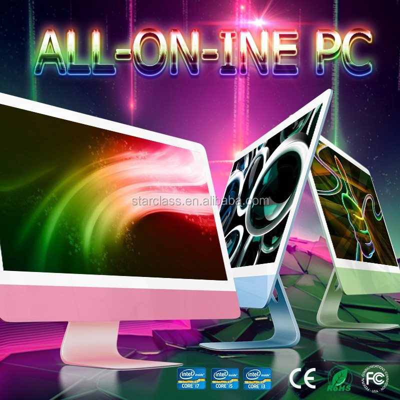 "processor 21.5"" 22"" G3900 all in one pc dual core 4g ram 500g hdd win8 school used google version high ener"