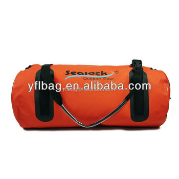 red waterproof duffel bags for kayaking