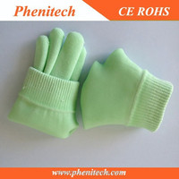 2015 new design popular spa moisture glove
