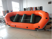 2-10 persons drifting boat inflatable drifting boat PVC inflatable boat