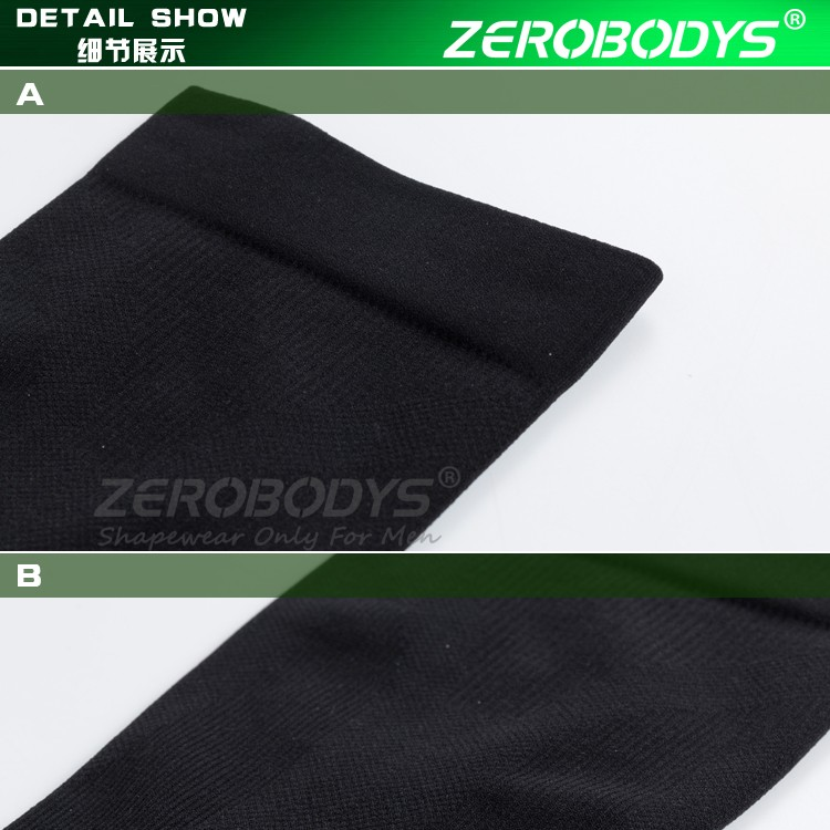 385 BK ZEROBODYS Incredible Compression Calf Sleeves Reflective Legs Sleeve