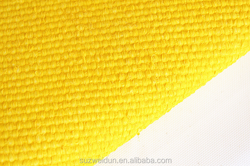 fireproof Acrylic glass fiber fabric with blanket