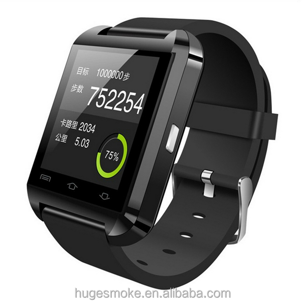 Bluetooth Smart Watches Wearable Technology Accessories U8 WristWatch digital sport watches for IOS Android mobile phones