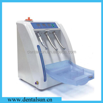 Dental Lubricating equipment/Professional Dental Handpiece Lubricating Machine Automatic, Lubricating Machine for Dental Handpie