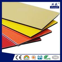 Brand new aluminum composite panel colorful panel with low price