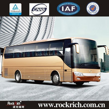 China Manufacture New Design RHD 47 seater Luxury Coach Buses For Sale