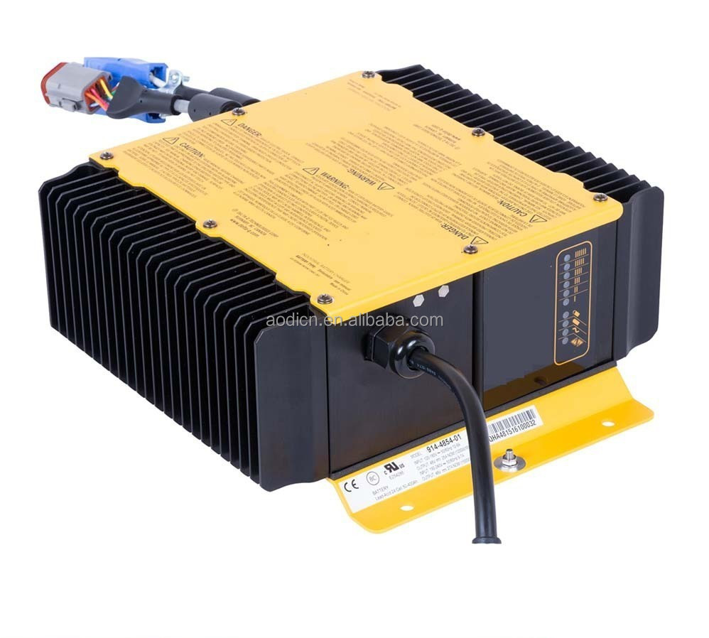Wholesale New Design 24v 25abattery charger, Delta golf cart battery charger, high frequency power smart battery charger
