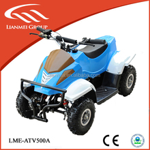 500w Electrical ATV electric quad for adult with CE