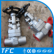 extension pipe industrial stainless steel gate valve