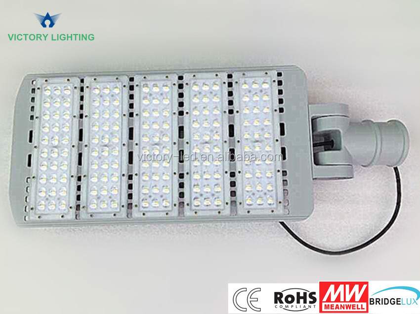 ce&rohs approval outdoor high power 300 watts led street light manufacturer