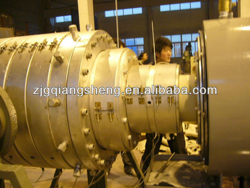 large diameter UPVC tube Making Machine