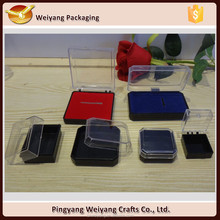 Medal/badge/souvenir packaging boxes gift boxes small plastic boxes