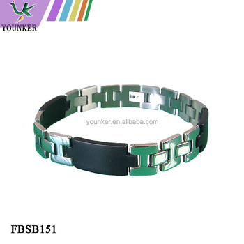 Fashion Men's Stainless Steel Bracelet