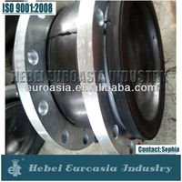Flanged End Single EPDM Sphere Flexible Rubber Expansion Joint