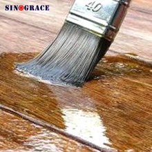 High quality water based polyurethane for wood paint PU-105