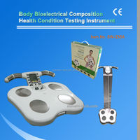 SW-235A 2014 the newest portable healthcare product in bodywhole body analyser machine