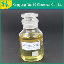 Flame retardant Chlorinated Paraffin wax 52 plasticizer for paint