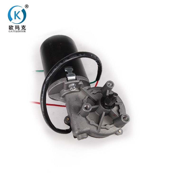 High Efficient With Gearbox Breathing Machine 24V 3000W Dc Motor