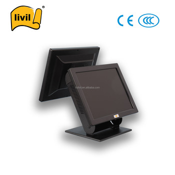 CE Standard double screen display Touch Pos