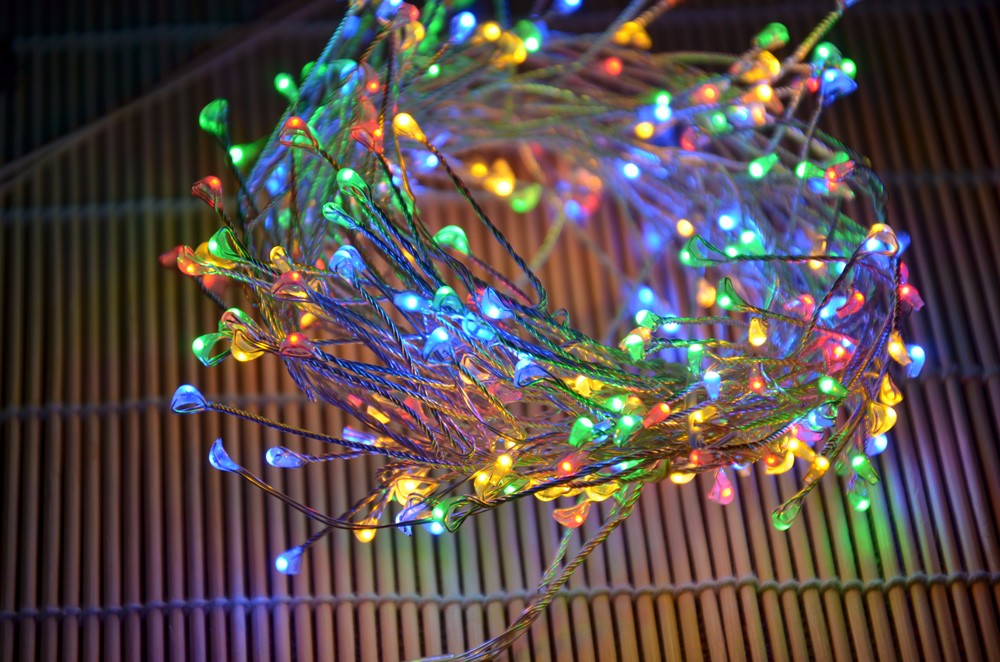 Colorful 8 models with remote control extendable led string fairy lights