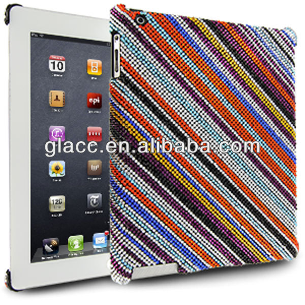 2013 New arrive fit for Apple ipad2/3/4/5,luxury case for ipad 2/3/4/5