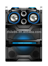 bass music wireless stero portable mini speaker t 2012 with EQ adjust by sound system