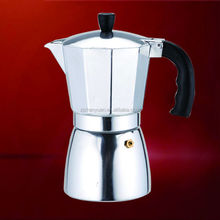 OGNIORA classic aluminum brew fresh expresso coffee maker