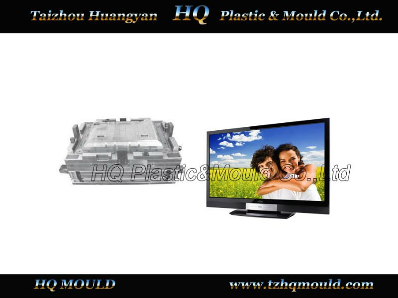 salable plastic injection TV case mould