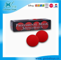 HQ7981 small magic red ball with EN71 standard for promotion toy