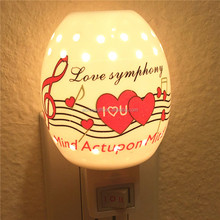 personalized handmade decorative ceramic bathroom Wall Lights