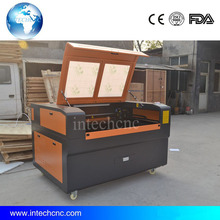 National Day Special!!! Agent wanted co2 laser engraving cutting ma Intechcnc of 1490 machine for Acrylic, MDF, Leather, plastic