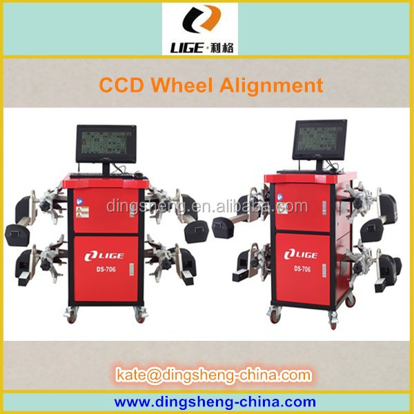 Tyre repair equipment wheel alignment, Car workshop tools and equipment DS-706