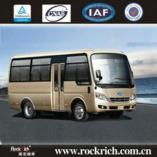 Fast delivery 6 meter 16-20 seaters coaster mini bus