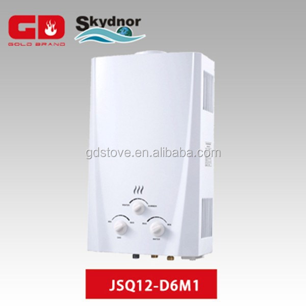 2015 new italian gas combi boiler for 6L gas water heater heater