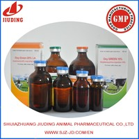 Drug synthesis for veterinary Oxytetracycline Injection 5% 10% 20%