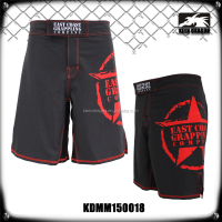 2016 sublimated mma man shorts wholesale fighting short mma fight gear